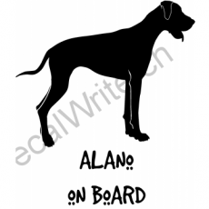 Alano on Board