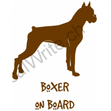 Boxer on Board