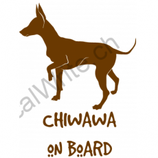 Chiwawa on Board