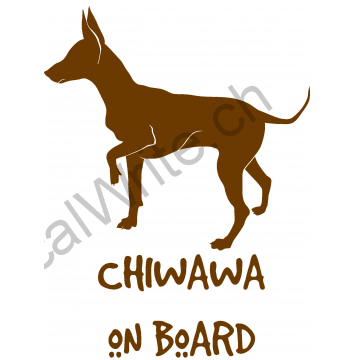 Chiwawa on Board