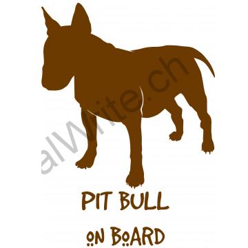 Pitbull on Board